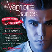 The Ripper: The Vampire Diaries: Stefan's Diaries, Book 4 | [L. J. Smith]