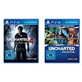 Uncharted 4: A Thief's End + Uncharted: The Nathan Drake Collection [PlayStation 4]