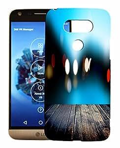 Toppings 3D Printed Designer Hard Back Cover For LG G5 Design-10034