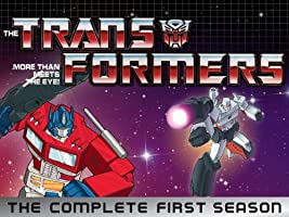 Transformers: The Complete First Season