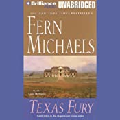 Texas Fury: Texas #3 | Fern Michaels