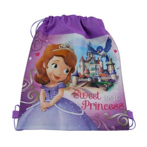 Sofia the First Non Woven Sling Bag - 1