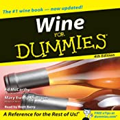 Wine for Dummies 4th Edition | [Ed McCarthy, Mary Ewing-Mulligan]