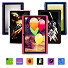 iRulu X1s HD TFT Display, 4*1.5GHZ Quad core, 7 inch Google Android 4.4 Tablet, Dual Camera, Google Play Pre-load, 8GB Storage (Pink)