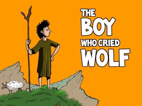 the boy who cried wolf Listen to the story 'the boy who cried wolf' read by richard briers read along and print the story transcript of this traditional fable.
