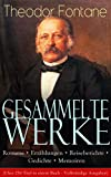 Image de Gesammelte Werke: Romane + Erzählungen + Reiseberichte + Gedichte + Memoiren (Über 250 T