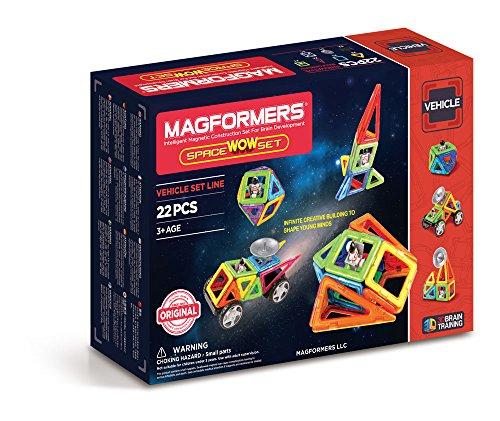 MAGFORMERS Space Wow Set (22 Piece) JungleDealsBlog.com