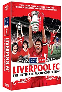 Liverpool Fc Ultimate Fa Cup Collection Dvd 2011 by ILC Media