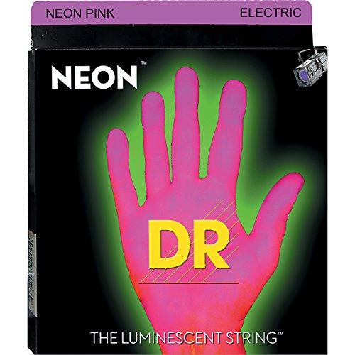 Dr Strings Npe-9 Nickel Coated Electric Guitar Strings, Light