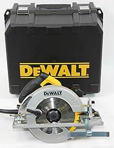 DeWALT DWE576K-QS Scies Circulaires 1000 W