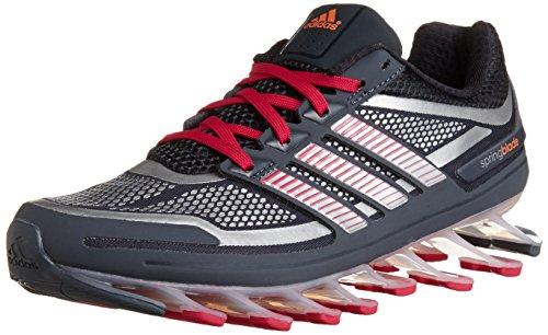 [アディダス] adidas Springblade W D66188 D66188 (ダークオニックス/ナイトシェイド F13/ビビッド/24.0)