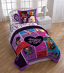 The Beatrix Girls - Twin/Full Reversible Comforter