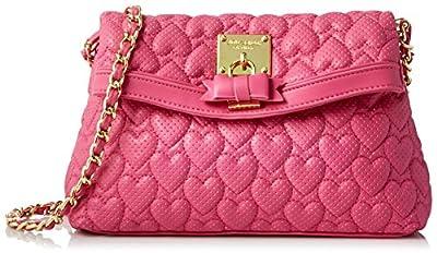 Betsey Johnson Always Be Mine Cross Body Bag by Betsey Johnson Handbags