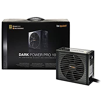 be quiet! 静音PC電源 80PLUS GOLD認証 DARK POWER PRO 10シリーズ 750W
