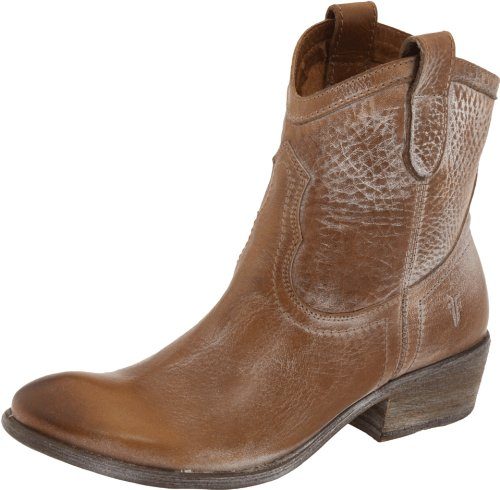 Frye Women's Carson Shortie 77033 Boot Saddle 77033Sdl7 5 UK