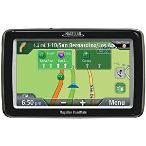 Magellan Roadmate 3030lm 4.7-inch Portable Gps Navigator Lifetime Map Updates Included