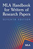 img - for MLA Handbook for Writers of Research Papers, 7th Edition book / textbook / text book