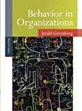 """Behavior in Organizations (10th Edition)"" av Jerald Greenberg"