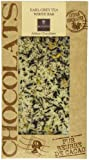 Bovetti Earl Grey Tea White Chocolate Bar 100 g (Pack of 3)