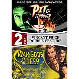 The Pit and the Pendulum / War Gods of the Deep - 2 DVD Set (Amazon.com Exclusive)