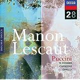 Puccini: Manon Lescaut (2 CDs)