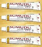 シッダーレーパ スムドゥ 歯みがき Siddhalepa Sumudu toothpaste 75g x 5 ( 10% OFF )