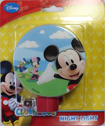 Disney Mickey Mouse Night Light front-86914