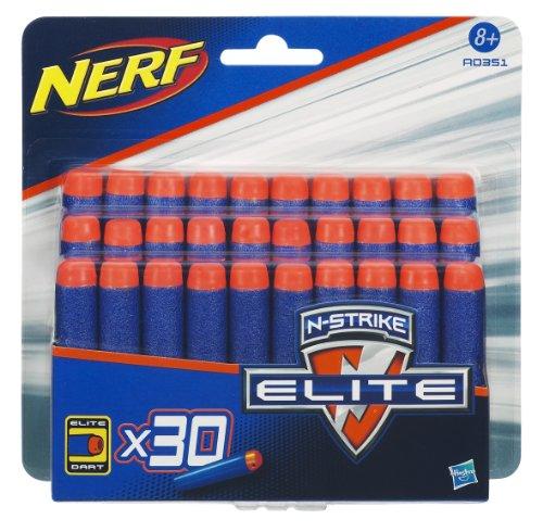 Hasbro A0351148 - Nerf N-Strike Elite 30er Darts Nachf�llpack