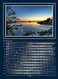 MoonShine Seascape – Moon Phases Calendar 2016