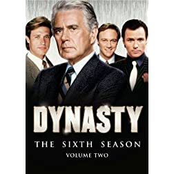 Dynasty: Season Six, Vol. 2