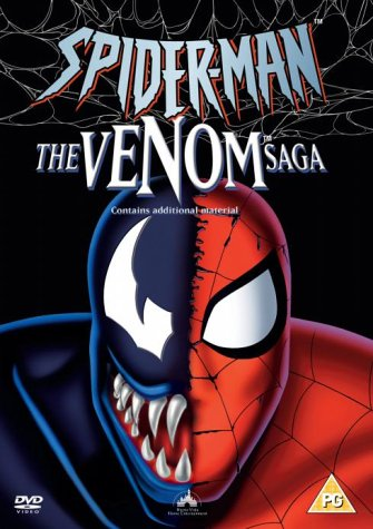 Spider-Man: The Venom Saga [DVD]