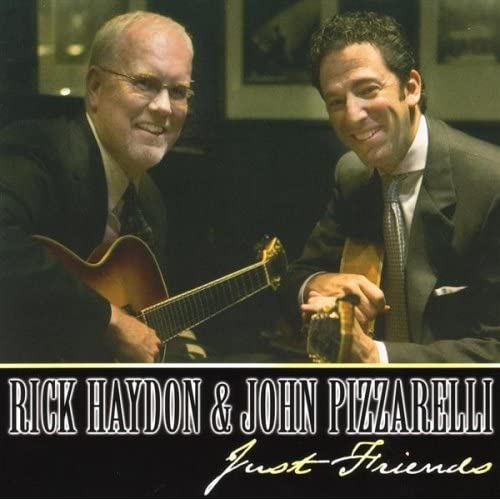 "Featured recording ""Rick Haydon and John Pizzarelli"