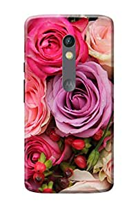 Moto X Play Cover,Premium Quality Designer 3D Printed Lightweight Slim Matte Finish Hard Case Back Cover for Moto X Play by Tamah