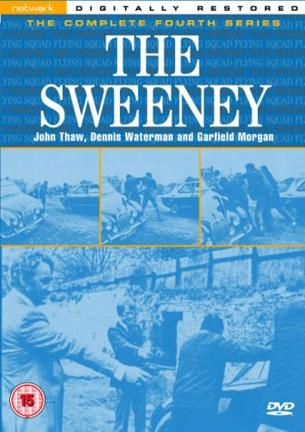 The Sweeney - The Complete Series 4 [1975] [DVD]