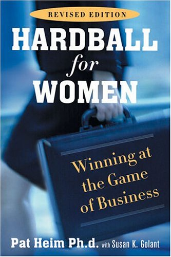 Image for Hardball for Women: Rev. Ed.