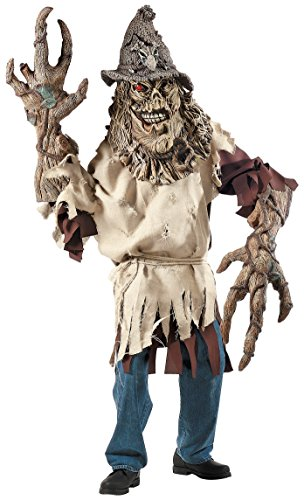 Rubie's Costume Co Men's Creature Reacher Scarecrow Costume