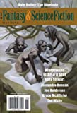 The Magazine of Fantasy & Science Fiction May/June 2013