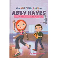 It's Music to My Ears (Amazing Days of Abby Hayes (Pb)) by Anne Mazer