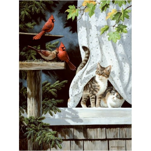 Curtain Call Jigsaw Puzzle 1000 Piece by SunsOut
