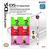 Hori DS Lite Super Mario Bros Value Pack (Nintendo DS)