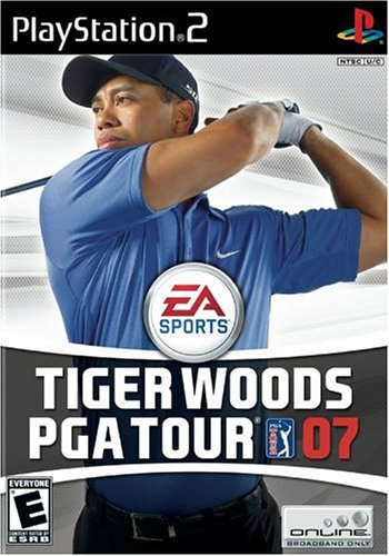 Tiger Woods PGA Tour 07 Picture
