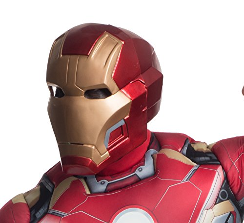 Rubie's Men's Avengers 2 Age Of Ultron Mark 43 Iron Man Mask