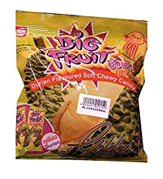 BIG Fruit Durian Flavoued candy