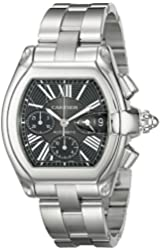 Cartier Men's W62020X6 Roadster Automatic Chronograph Watch