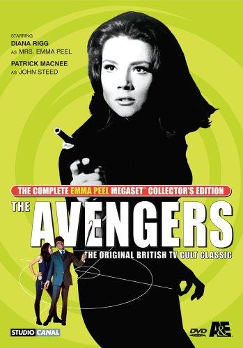 Avengers: Complete Emma Peel Mega Set (17pc)
