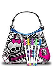 Tara Toy Monster High Color N Style Fashion Tote Activity