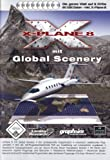 Platz 10: X-Plane 8 mit Global Scenery