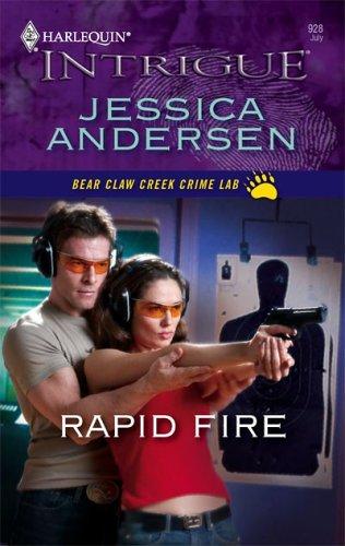 Rapid Fire (Harlequin Intrigue Series), JESSICA ANDERSEN