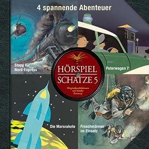 Hörspiel Schätze. Originale von 1950-1970. Teil 5 Hörspiel