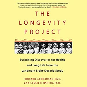 The Longevity Project Audiobook